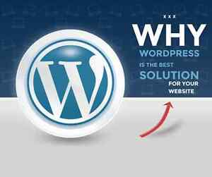 6 REASONS WHY you need a WORDPRESS WEBSITE from $450 Brisbane City Brisbane North West Preview