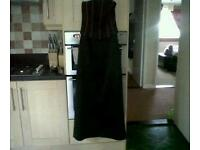 BRAND NEW forever yours prom dress