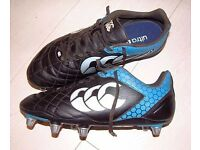Canterbury Rugby Boots Adult size 8