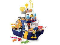 Fisher Price Imaginext Ocean Rescue Boat