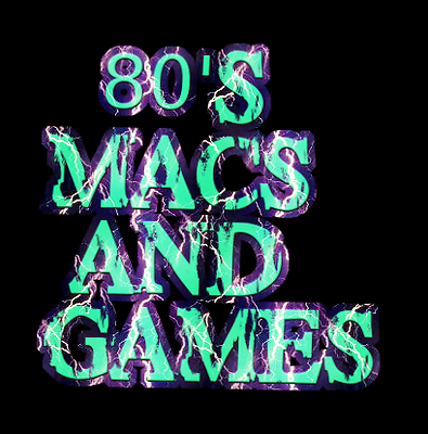 80's Macs and Games