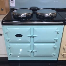 Ex Display AGA 3 Oven Total Control TC3 Aqua Cooker (Northern Ireland Only)