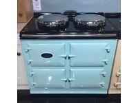 Ex Display AGA 3 Oven Total Control TC3 Aqua Cooker (Northern Ireland Only)