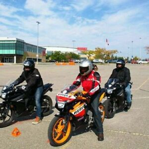 Motorcycle gear rent rental for M2 course! Come all sizes!,!.