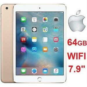 "NEW APPLE IPAD MINI 3 64GB TABLET - 115606933 - ROSE GOLD 7.9"" WI-FI"
