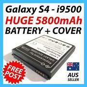 Samsung Galaxy s Battery Extended