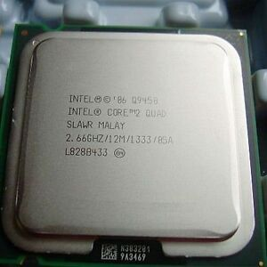 Intel Q9450 Quad Core CPU