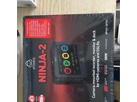 Atomos Ninja 2 10-bit HDMI to ProRes Recorder, Monitor and Playback Device