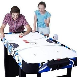 NEW MDS 48'' AIR HOCKEY TABLE - 96105897 - MEDAL SPORTS - AIR POWERED GAME GAMES ROOM RECREATION REC