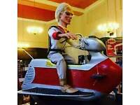Gerry Anderson full size puppets by Duncan Willis