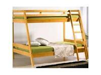 Urgent!Triple trio bunk bed. Cost new £265