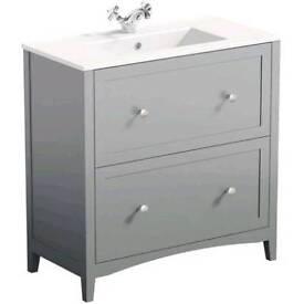 The Bath Co.Camberley satin grey