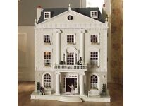 Dolls' houses, dolls' house furniture Toys