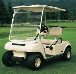 WANTED: Golf cart