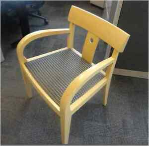 Used Keilhauer Deacon Chairs