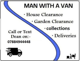 MAN WITH A VAN (CHEAPEST QUOTES)