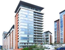 spacious 2 bedroom flat E16 £480 PW