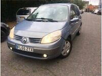 RENAULT GRAND SCENIC 55 REG ==== 7 SEATER MPV ==== 5 DOOR HATCHBACK