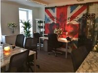 LUXURY OFFICE or HOT DESKS TO RENT   MAYFAIR   AVAILABLE NOW