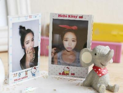 2* V style  Photo Frame For Polaroid Mini 90 8 7s 25 Camera Photo Film