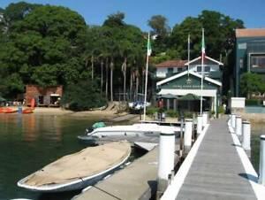 Marina Slipway and Boat Hand Detailer