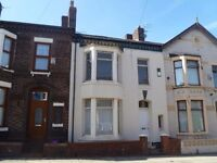 three bedroom house for rent in Anfield