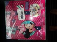 Minnie mouse art sets