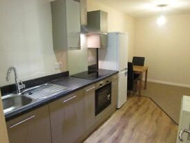 £395 PCM - NEW BUILD, 1 BED FULLY FURNISHED LUXERY APARTMENT - AVAILABLE NOW.