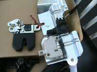 VW Trunk lock set   JETTA, PASSAT, GOLF