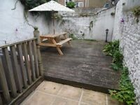 SB Lets are delighted to offer a lovely large double room central Brighton, all bills included