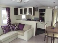 Luxury 6 berth holiday home The Regal Inspiration 2012 Model, sited at 5 star park in Herefordshire