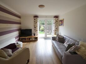 Modern 2bedroom terraced house on private estate , Irvine , to let.