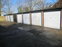 Garage to let for parking central Solihull