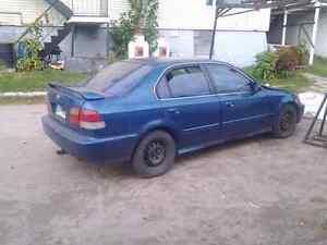 Honda civic ex 00 b18b  Lac-Saint-Jean Saguenay-Lac-Saint-Jean image 3