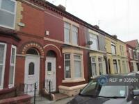 3 bedroom house in Nixon St, Liverpool, L4 (3 bed)