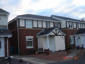 Lovely unfurnished 2 Bed Cottage Flat to Let - 20 Thistledown Grove, Coatbridge