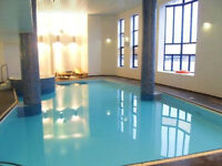 STUNNING 6 DOUBLE BEDROOMS 4 BATHROOMS WITH GYM AND POOL GATED DEVELOPMENT IN CANARY WHARF E14