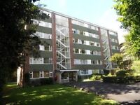 RECENTLY REFURBISHED UNFURNISHED 2 DOUBLE BED APARTMENT IN WESTBOURNE WITH BALCONY AND GARAGE