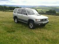 Isuzu trooper 3.1 turbo diesel for sale