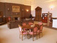 OPPOSITE CENTRAL STATION - 2 Bed Flat With 34 Feet Living Room & 17 Feet High Ceiling
