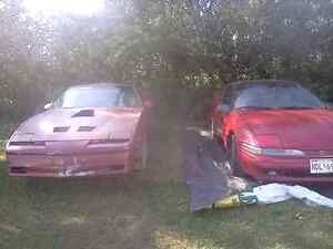 Looking for interior parts for a 1985 Pontiac firebird Trans am