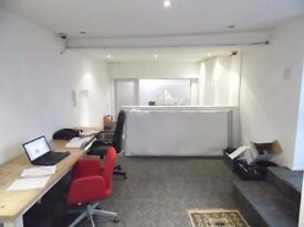 SB Lets are delighted to offer a FULLY EQUIPPED LARGE OFFICE TO RENT WITH OWN KITCHEN,TOILET&SHOWER