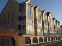 3 bedroom flat in Mayflower House, Kent, ME1 (3 bed)