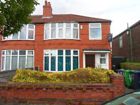 3 Bed Student House, 43 School Grove, Manchester M20