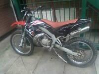 APRILLIA RX 50 WITH 70CC KIT