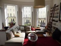 SB Lets are delighted to offer two bedroom Holiday Let in the centre of Hove. Fully furnished .