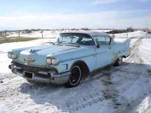 WANTED: 1958 cadillac coupe deville show me what you got!