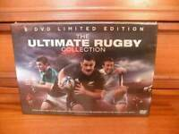 The ultimate rugby collection