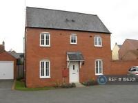 3 bedroom house in Yeats Road, Warwickshire, CV37 (3 bed)
