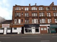 Unfurnished Studio Flat to Let - 1319 Gallowgate , Parkhead